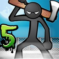 Anger of stick 5: zombie MOD