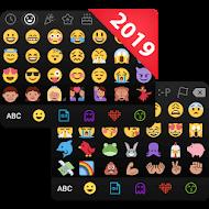 Bàn phím Emoji - Emoji, GIF, Sticker dễ thương