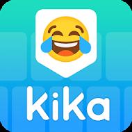 Bàn phím Kika – emojis