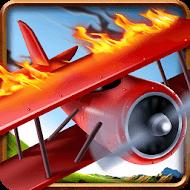 Wings on Fire - Endless Flight MOD