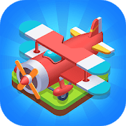 Merge Plane - Click & Idle Tycoon MOD