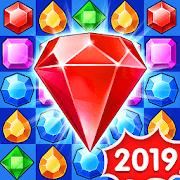 Jewels Legend - Match 3 Puzzle MOD