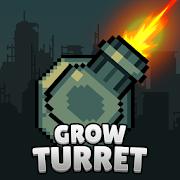 Grow Turret - Nuôi tháp MOD
