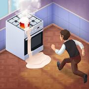 Family Hotel Renovation love story match 3 game MOD