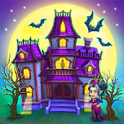 Monster Farm - Happy Ghost Village - Witch Mansion MOD
